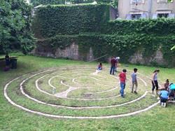 Synergy Labyrinth