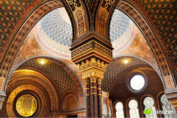 Spanish Synagogue, Czech Republic