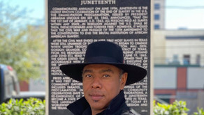 A New Art Installation In Galveston Will Tell The Full Story Of Juneteenth