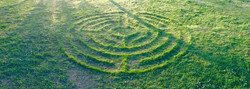 Swiney Park Turf 5 Circuit Labyrinth