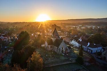 St Margarets Sunrise 4 Nov 2020.jpg