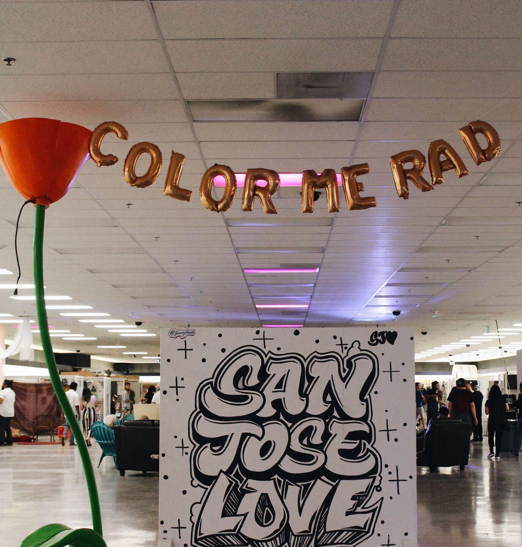 Color me rad San Jose!