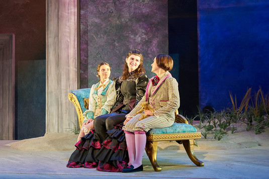 """Singing Bradamante - Act III """"Amor e fedele"""""""