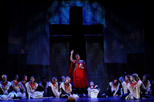 "Singing Irene - Act III ""'Tis night"""