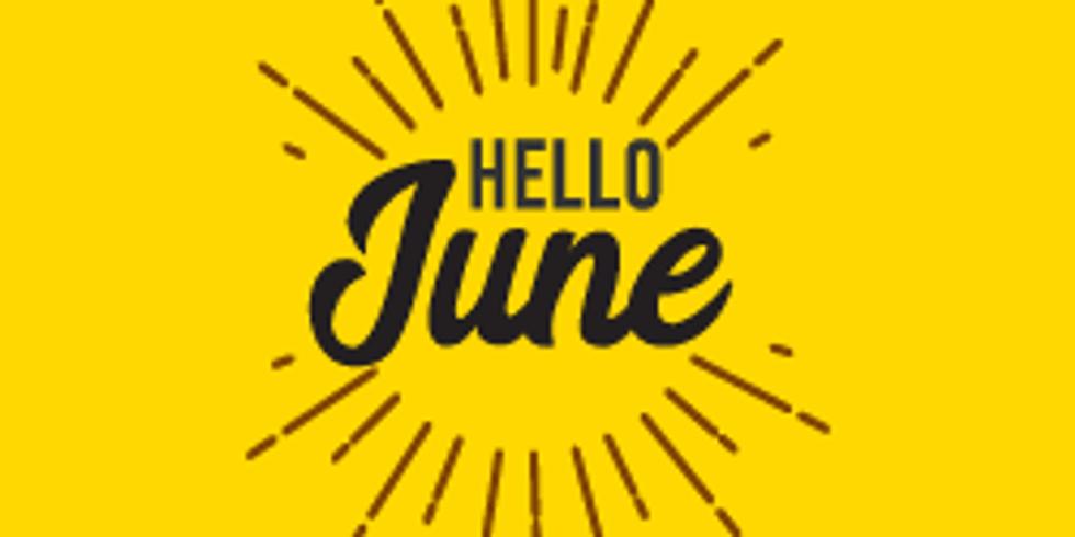 June Virtual Happy Hour