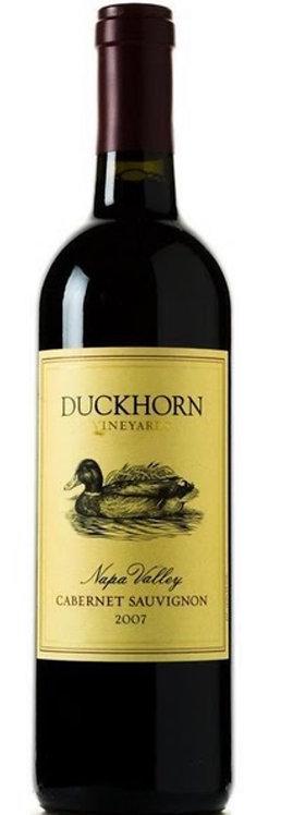 Duckhorn Cabernet