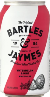 Bartles & Jaymes Watermelon&Mint (6 pack)