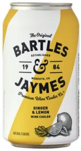 Bartles & Jaymes Ginger&Lemon (6 pack)