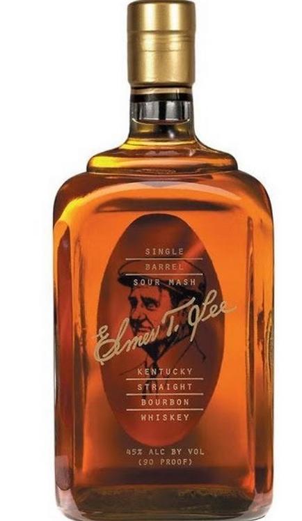 Elmer T. Lee Bourbon Whiskey