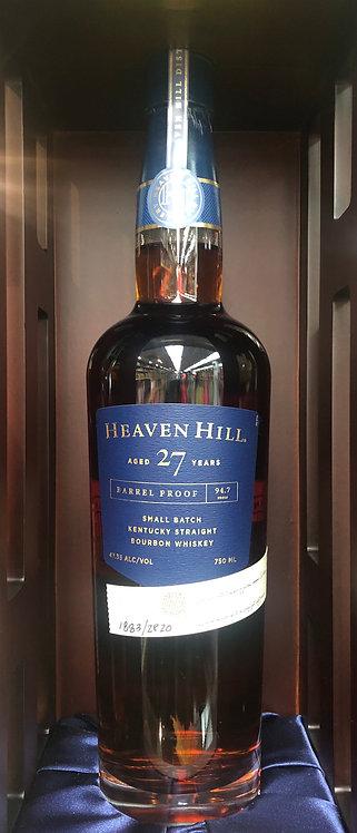 Heaven Hill Bourbon 25 YR