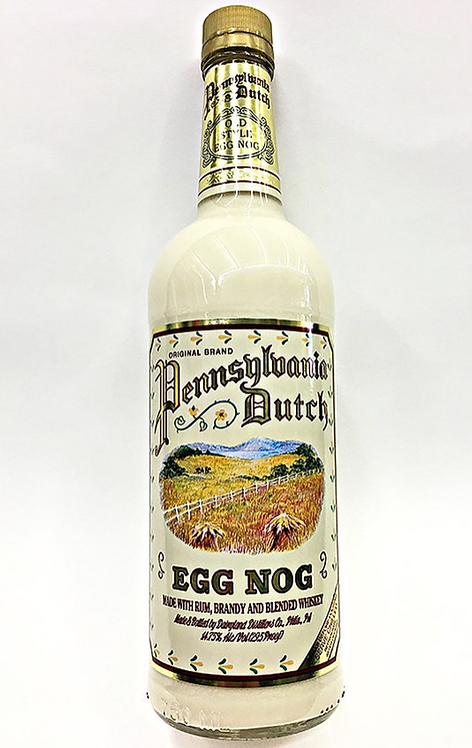 Pennsylvania Eggnog