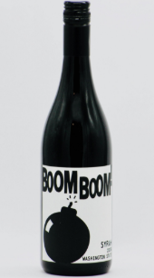 Boom Boom Sirah