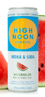High Noon Sun Sips Watermelon