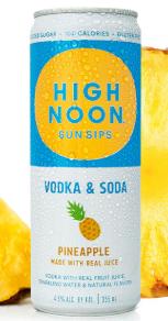 High Noon Sun Sips Pineapple