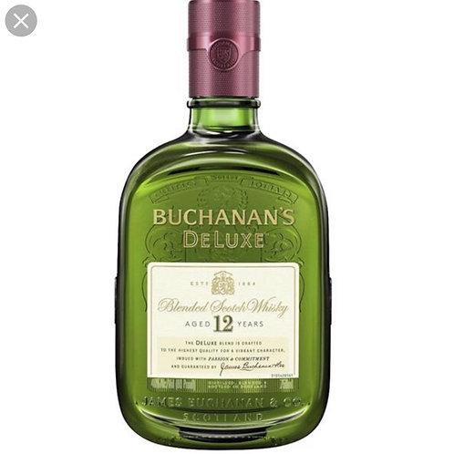 Buchanan's 12 yr