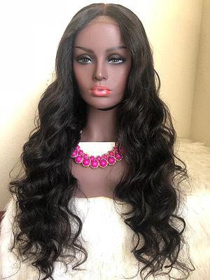 Loose Wave Closure Wig