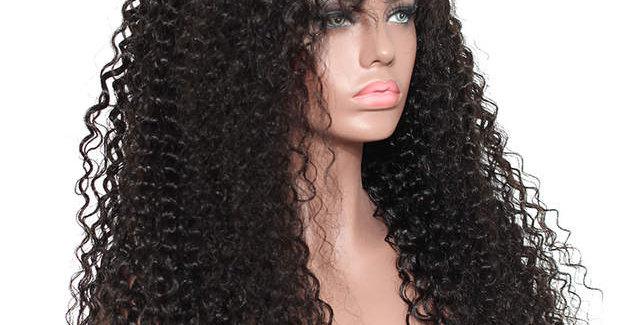 Yummy Curly 13x6 Frontal Wig