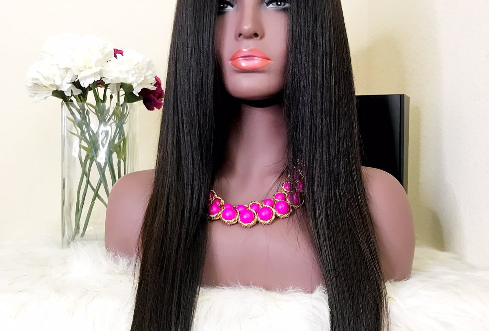 CUSTOM WIG CREATION
