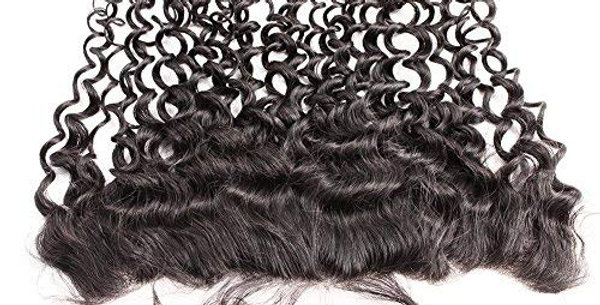 13x4 Curly Frontal