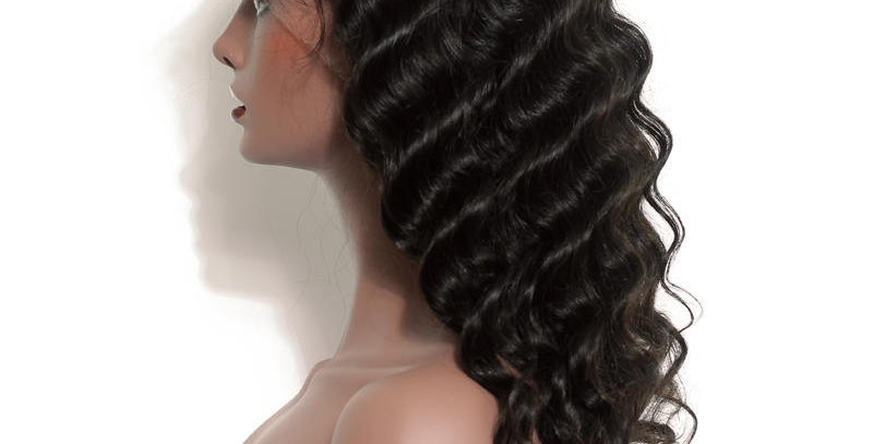 Loose Wave 13x6 Frontal Wig