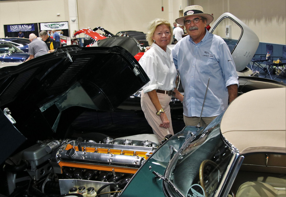 Jaguar of SW FL Car Show_3