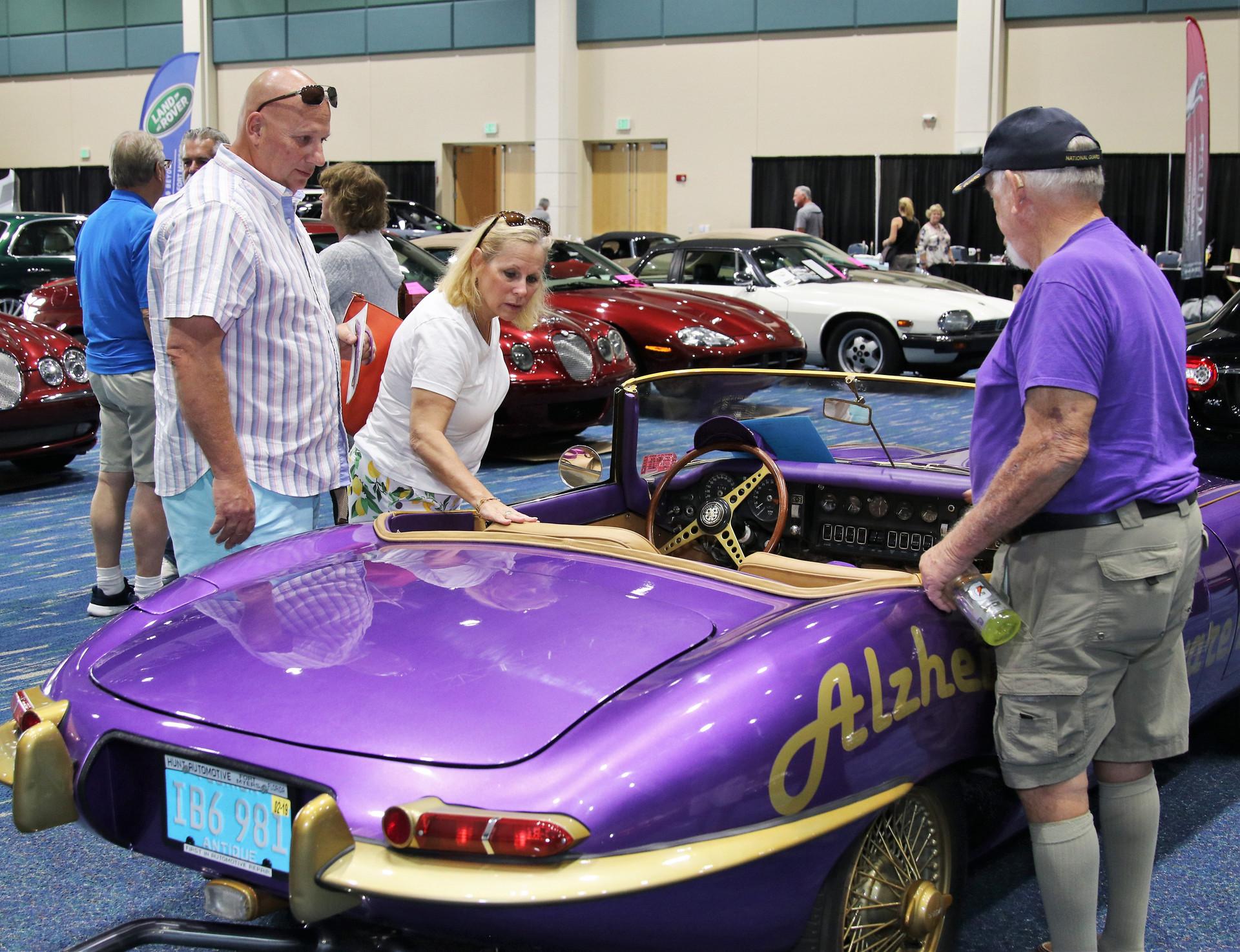 Jaguar of SW FL Car Show_9