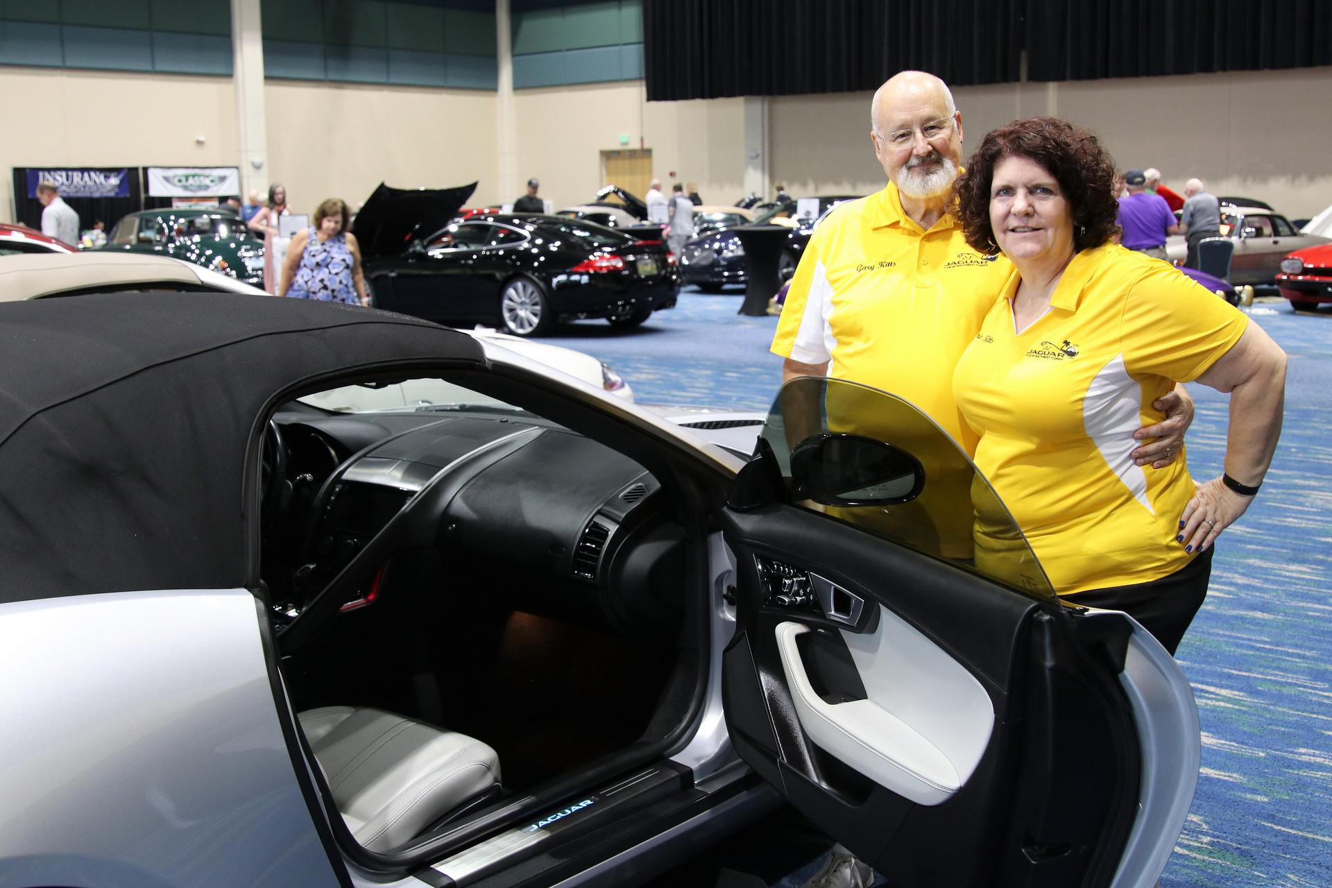 Jaguar of SW FL Car Show_5