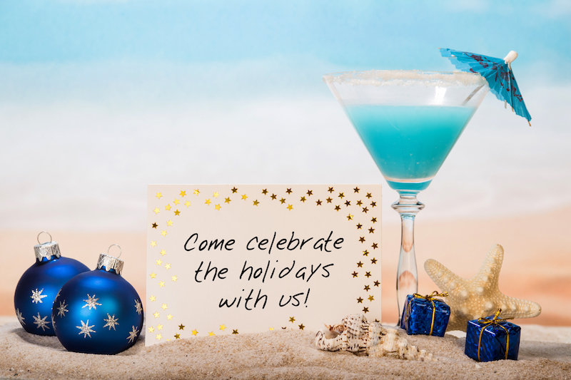 Beach Holiday Cocktail Party - come cele