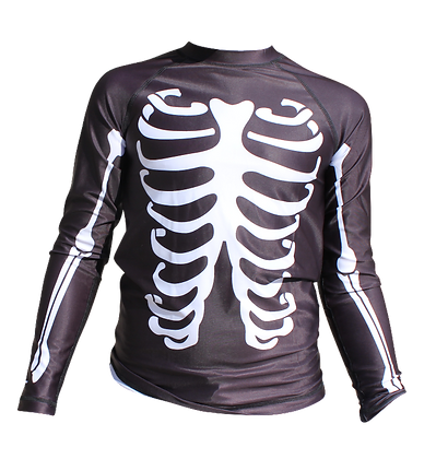 Skeleton Rashie