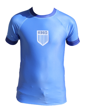 Soccer Rashie (Light Blue)