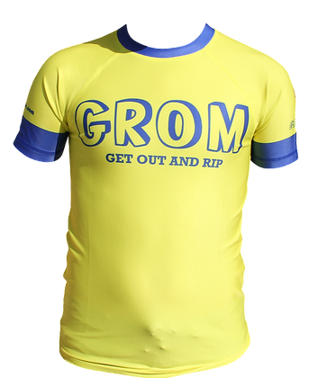 Grom Rashie (Bright Yellow)