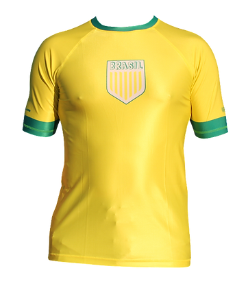 Soccer Rash Guard (Brazil)
