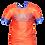 Thumbnail: Grom Rashie (Bright Orange)