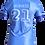 Thumbnail: Soccer Rashie (Light Blue)
