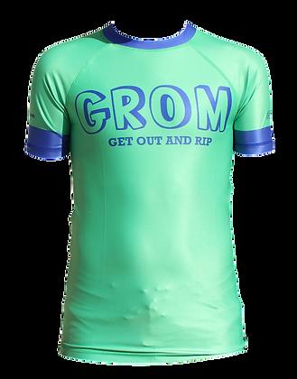 Grom Rashie (Bright Green)