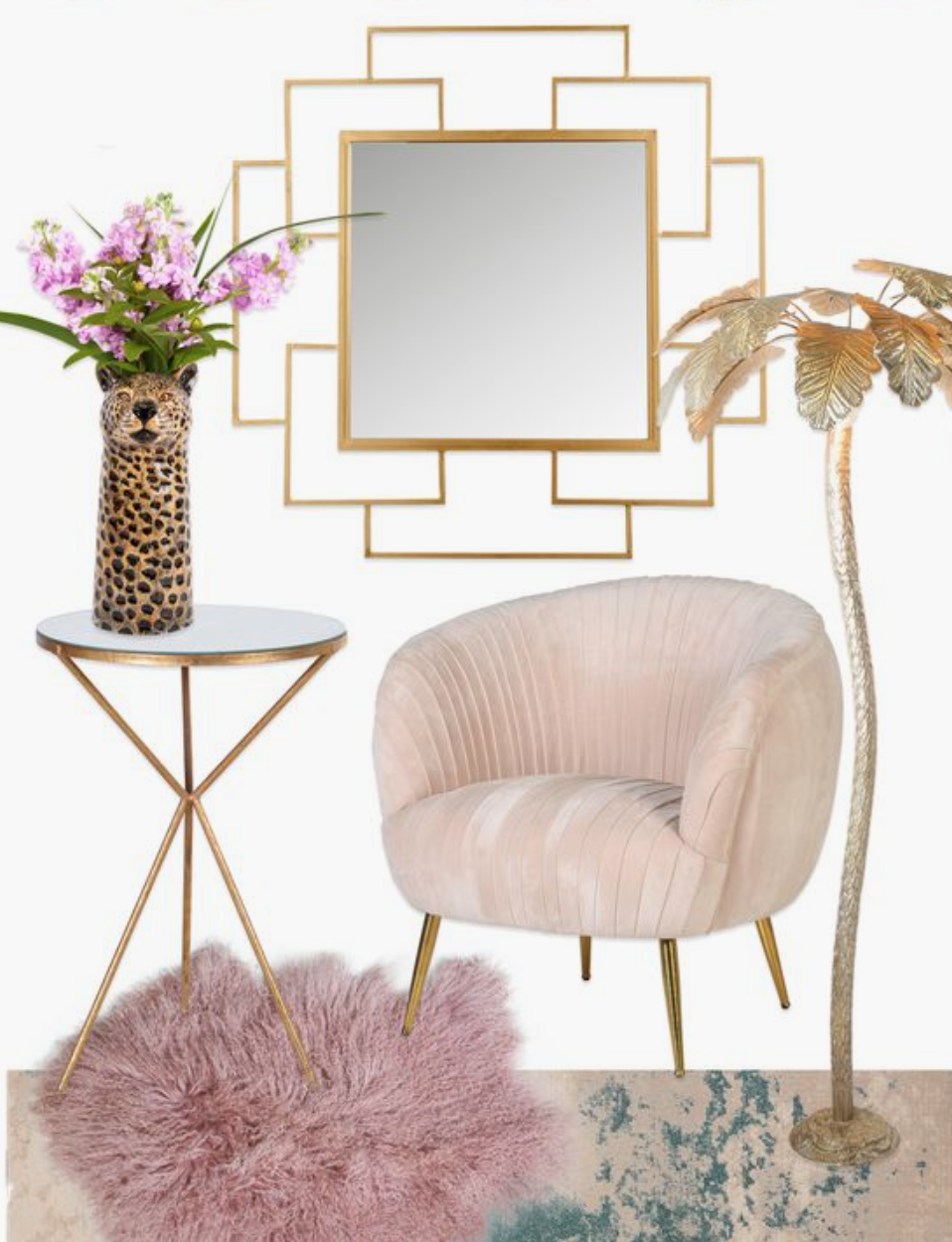 Mellinial pink: 2019 home trends