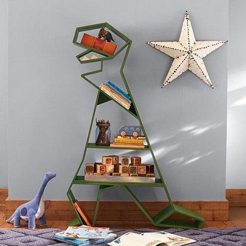 Dinosaur bookshelf