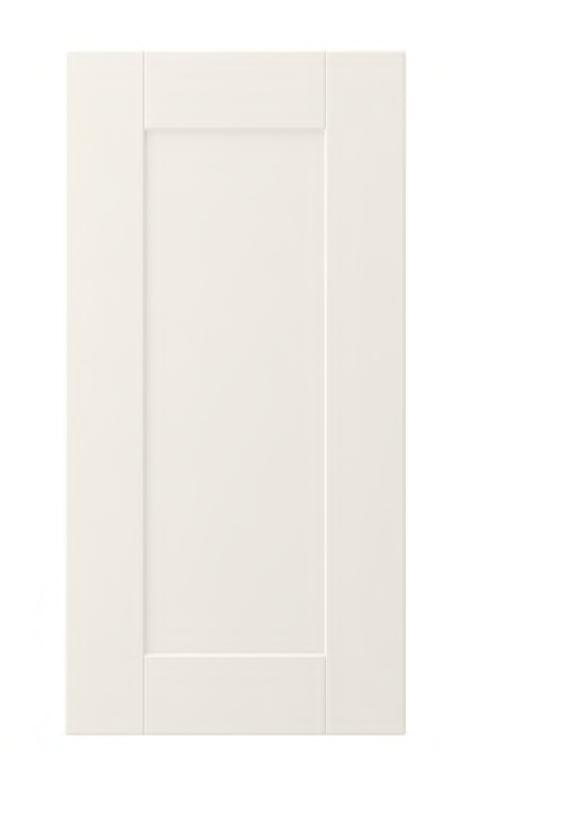 GRIMSLÖV Door, off-white
