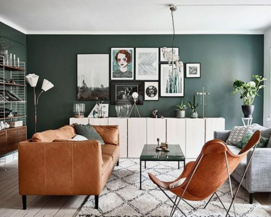 70's style 2019 home trends