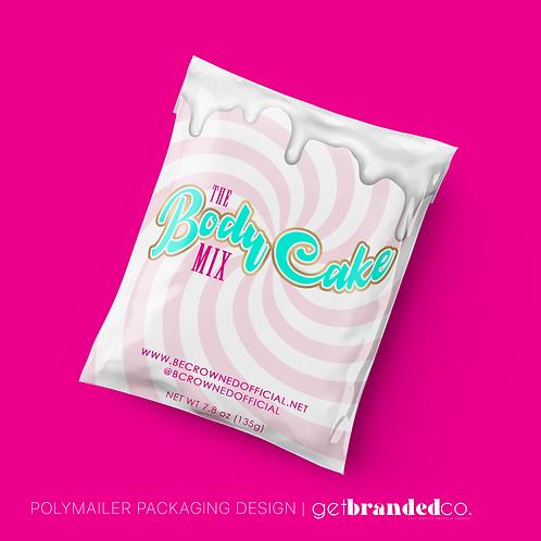 Polymailer Packaging Design