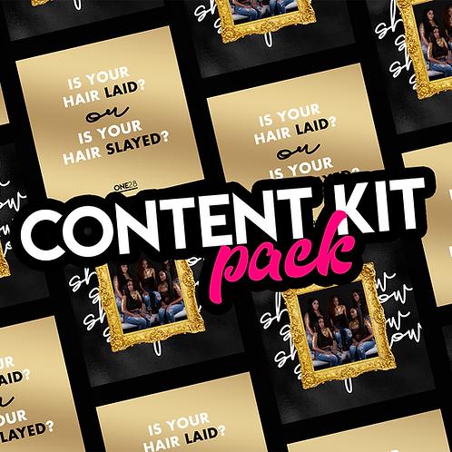 Content Kit Packs