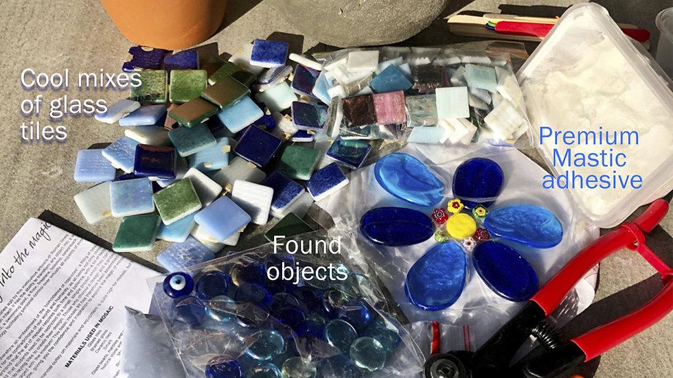 Double the fun Mosaic Kit
