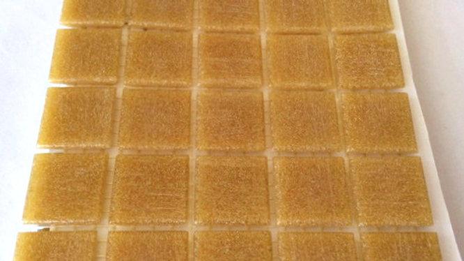 Bisazza Vetricolour: 75 Caramel tiles