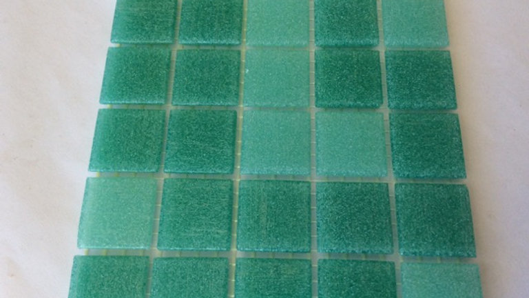 Bisazza Vetricolour: 75 Tiles Blend tones