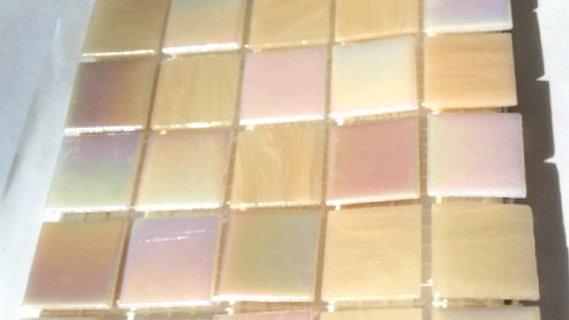 Bisazza Blends: 75 sandy beach mosaic tiles