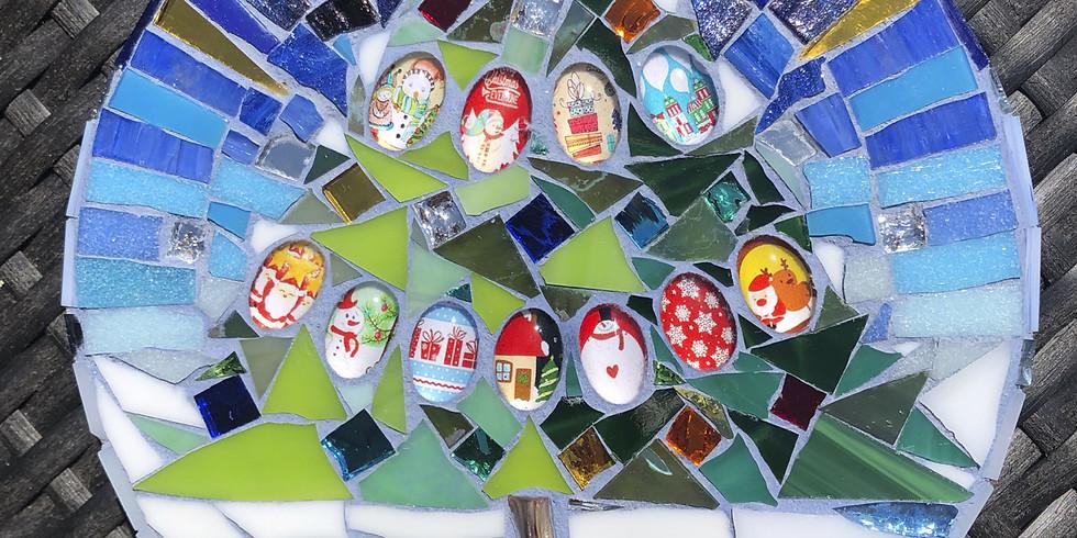 Tues AM Christmas Mosaic Classes