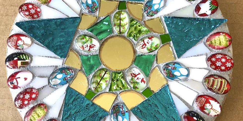 Weds AM Christmas Mosaic Classes
