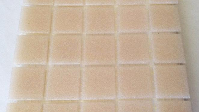 Bisazza Vetricolour: 75 Flesh tone tiles