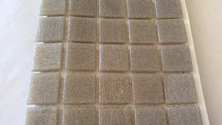 Bisazza Vetricolour: 75 Mid-Grey Tiles