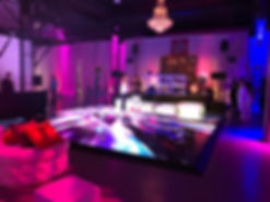 American Dance Floor, Dance floor for rent, Stage, Wedding, Disco, Bar, Bat, Mitstvah, Graduation, Runway
